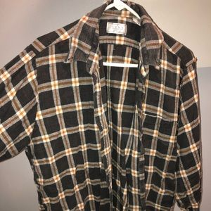 The Men's Store Sears Comfy Flannel